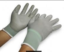 Găng tay carbon phủ PU