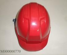 Mũ BHLĐ SSEDA IV mặt vuông màu đỏ
