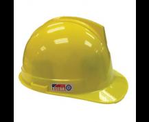 Mũ BHLĐ SSEDA I mặt tròn màu vàng chanh