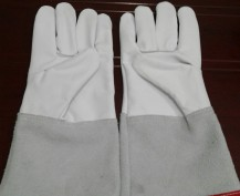 Găng tay da hàn Tig dài tay