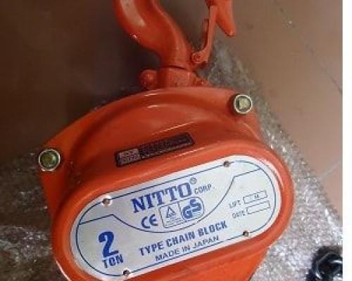 PaLăng xích Nitto 2Tx3M