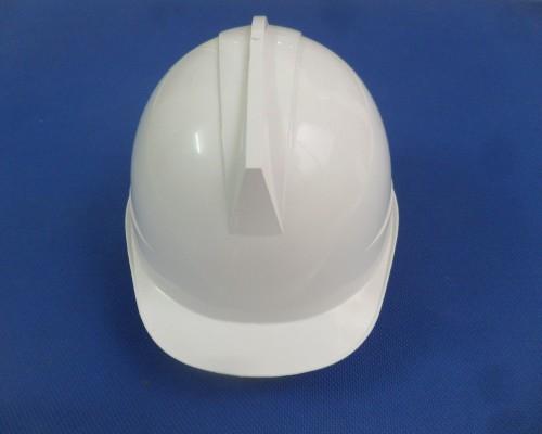 Mũ an toàn hàn Quốc Kuje màu trắng sữa