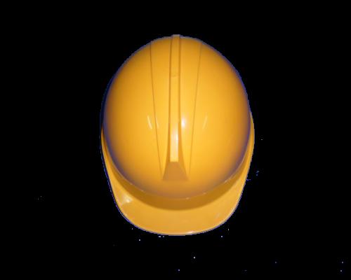 Mũ BHLĐ SSEDA I mặt tròn màu cam