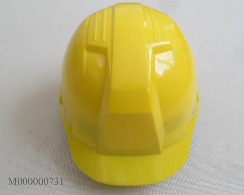 Mũ BHLĐ SSEDA IV mặt vuông màu vàng chanh